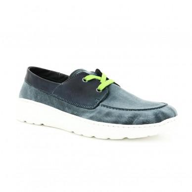Sneaker stringata da uomo ONFOOT modello STONE WASH art. O100001 in vendita su Naturalshoes.it