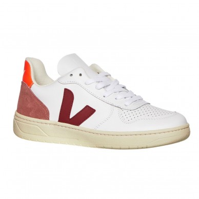 VEJA women's sneaker in leather VXW021944 shopping online Naturalshoes.it