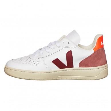 VEJA women's sneaker in leather VXW021944 shopping online Naturalshoes.it