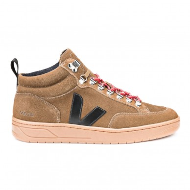 VEJA High sneaker for men model RORAIMA - QRM031642 shopping online Naturalshoes.it