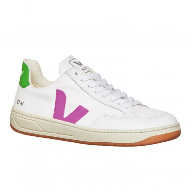 VEJA Woman sneaker model V-12 - XDW011931 shopping online Naturalshoes.it