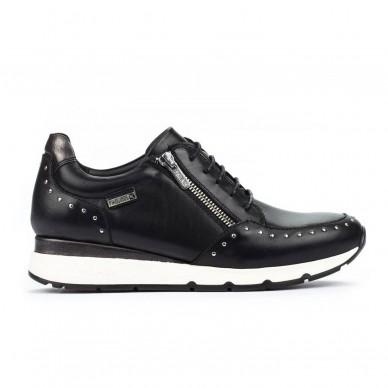 PIKOLINOS women's shoe with laces model MUNDAKA W0J-6750 shopping online Naturalshoes.it