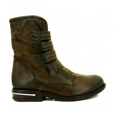 A.S.98 Women's boot model TEAL - 516203 shopping online Naturalshoes.it