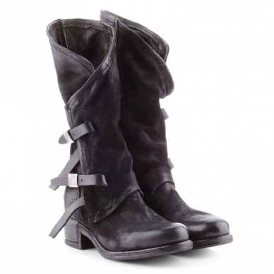 A.S.98 Boots woman model ISPERIA - 545309 shopping online Naturalshoes.it