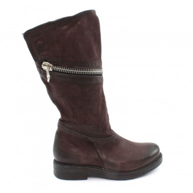 A.S.98 Woman boot model BRETAGNA - 547305 shopping online Naturalshoes.it