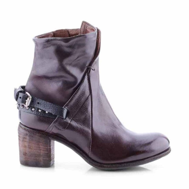 597221 - A.S.98 Women's ankle boot model BALTIMORA shopping online Naturalshoes.it