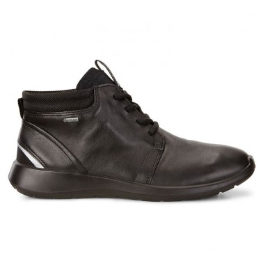 ECCO Damen Schnürschuh Modell SOFT 5 Art.-Nr. 28312301001 - GORE-TEX® in vendita su Naturalshoes.it