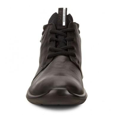 ECCO Damen Schnürschuh Modell SOFT 5 Art.-Nr. 28312301001 - GORE-TEX® in vendita su Naturalshoes.it