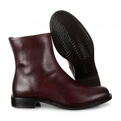 ECCO Women's ankle boot model SARTORELLE 25 - 26663301070 shopping online Naturalshoes.it