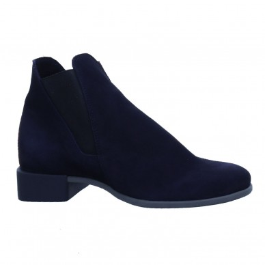 ARCHE Woman's TWITIC ankle boot in natural leather shopping online Naturalshoes.it