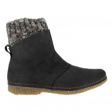 EL NATURALISTA Woman boot model ANGKOR - N5462 shopping online Naturalshoes.it