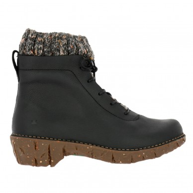 EL NATURALISTA Woman ankle boot model YGGDRASIL - NG61 shopping online Naturalshoes.it