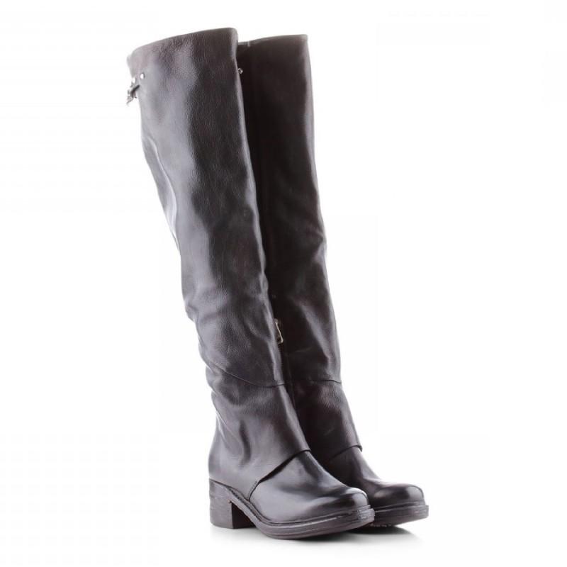 A.S. 98 Women's high boot model NOVA17 - 261341 shopping online Naturalshoes.it
