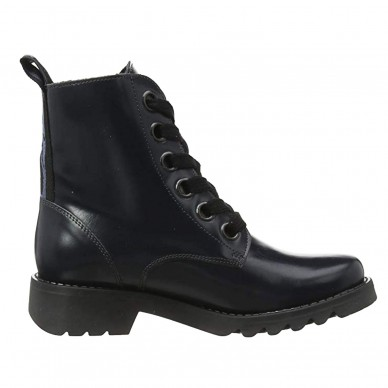 FLY LONDON Woman ankle boot model RAGI539FLY shopping online Naturalshoes.it