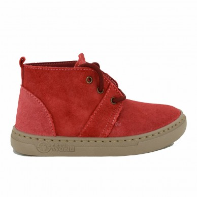 Scarpa da bambino e da bambina NATURAL WORLD modello ALIM - 6951 in vendita su Naturalshoes.it