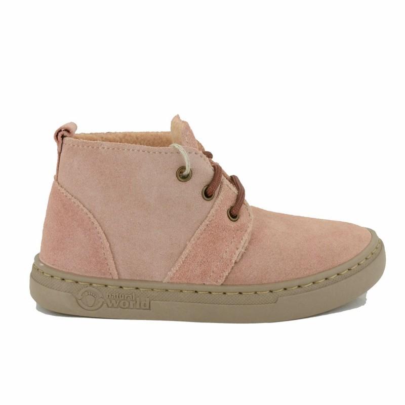 Scarpa da bambina NATURAL WORLD modello ALIM - 6921 in vendita su Naturalshoes.it