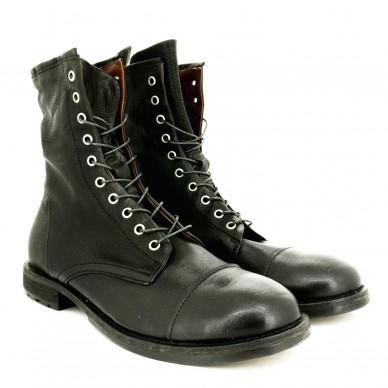 A.S.98 Men's high boots model CELTIKA - 330202 shopping online Naturalshoes.it