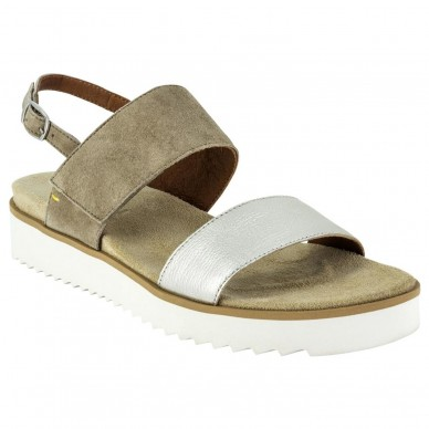 BENVADO Sandale für Frauen Linie FLORENCE Modell LILLY in vendita su Naturalshoes.it