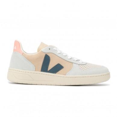 Sneaker da donna del marchio VEJA modello V10 art. VX032174 in vendita su Naturalshoes.it