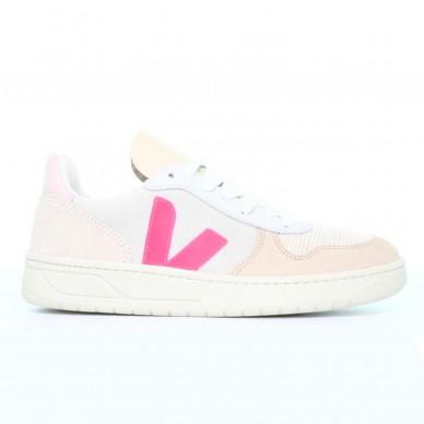 Sneaker da donna del marchio VEJA modello V10 art. VX032188 in vendita su Naturalshoes.it