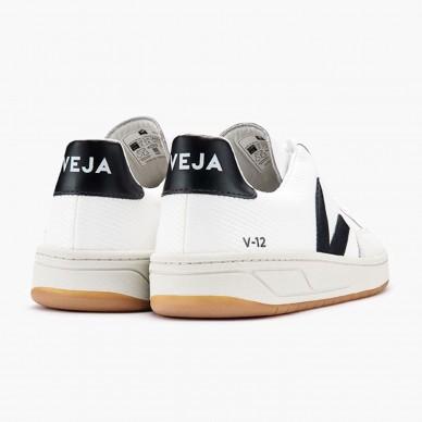 Sneaker da donna e da uomo del marchio VEJA modello V12 B-MESH art. XD012165 in vendita su Naturalshoes.it