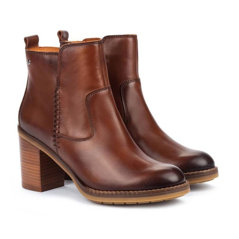 PIKOLINOS women's ankle boot model POMPEYA W9T-8594 shopping online Naturalshoes.it