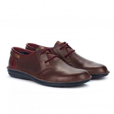 PIKOLINOS Men's shoe with laces model SANTIAGO M8M-4298C1 shopping online Naturalshoes.it