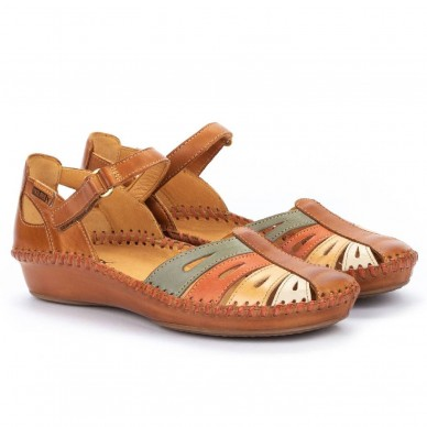 PIKOLINOS women's shoe model P. VALLARTA art. 655-0895C1 shopping online Naturalshoes.it