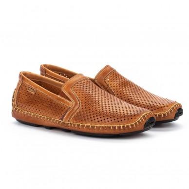 PIKOLINOS Moccasin for men model JEREZ art. 09Z-3100 shopping online Naturalshoes.it