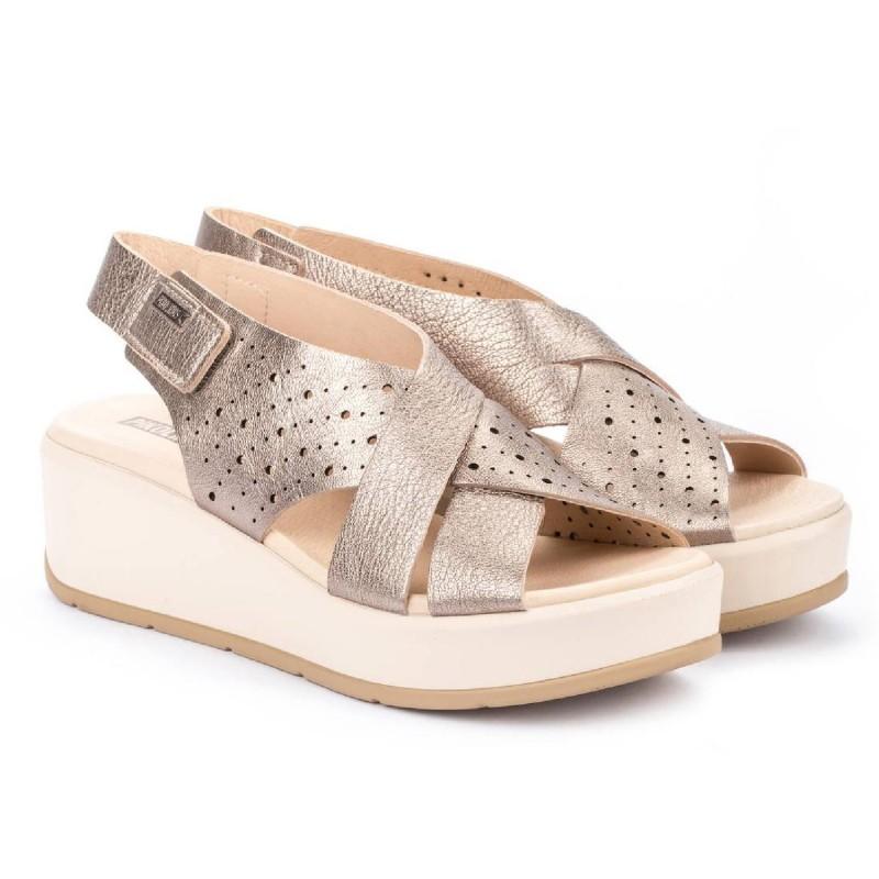 Sandalo da donna PIKOLINOS modello COSTACABANA art. W3X-1791 shopping online Naturalshoes.it