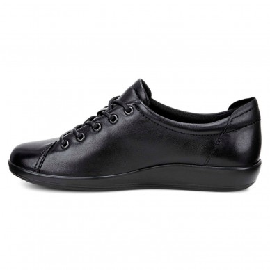 ECCO Lace-up shoe for woman model SOFT 2.0 art. 20650356723 shopping online Naturalshoes.it