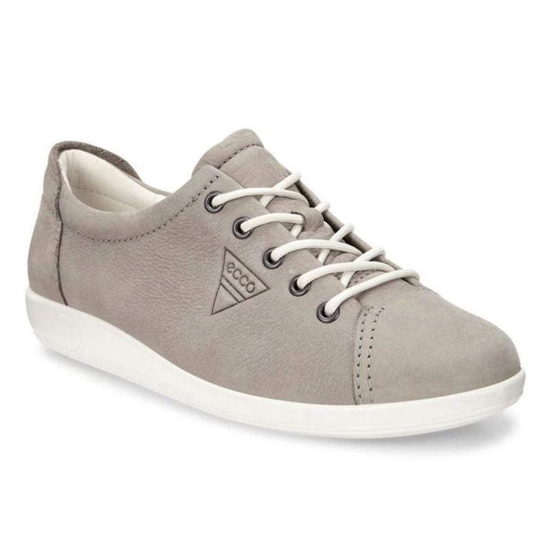 20650302375 - Sneaker stringata da donna ECCO modello SOFT 2.0  in vendita su Naturalshoes.it