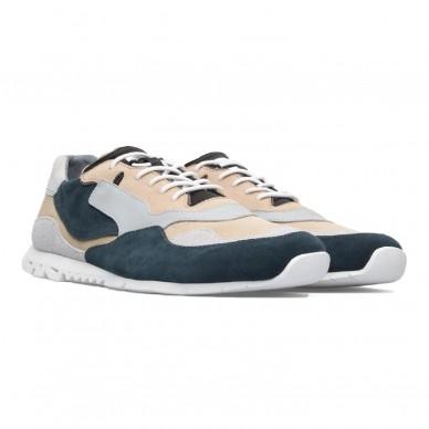 CAMPER Herren Sneaker mit Schnürung Modell NOTHING art. K100436 in vendita su Naturalshoes.it