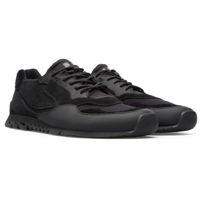 K100436 - CAMPER Herren Sneaker mit Schnürsenkel Modell NICHTS in vendita su Naturalshoes.it