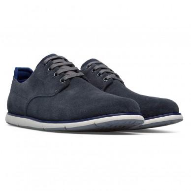 K100478 - CAMPER Herren Sneaker mit Schnürung Modell SMITH in vendita su Naturalshoes.it