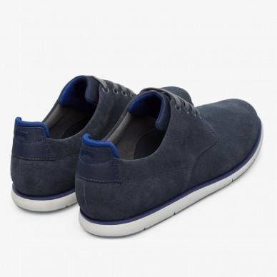 CAMPER Herren Sneaker mit Schnürung Modell SMITH Art.-Nr. K100478 in vendita su Naturalshoes.it