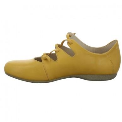 JOSEF SEIBEL Women's low lace-up shoe model FIONA 04 art. 87204 shopping online Naturalshoes.it