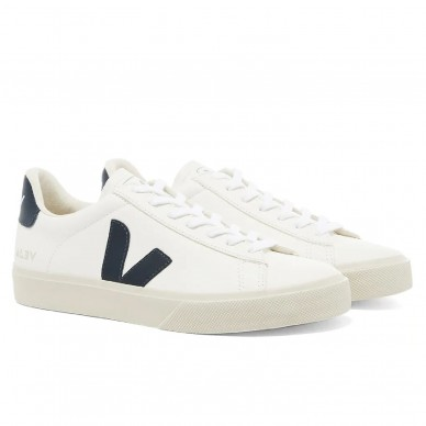 VEJA Herren Sneaker CAMPO Modell Art.-Nr. CPM071856 - VEGAN in vendita su Naturalshoes.it