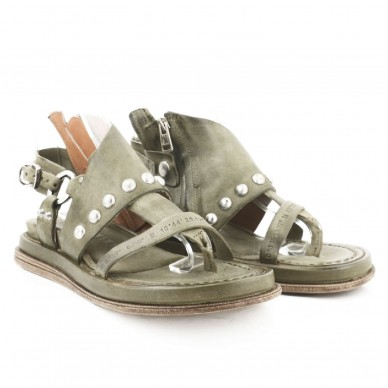 A.S.98 Sandal for woman model POLA FLASH art. 699024 shopping online Naturalshoes.it