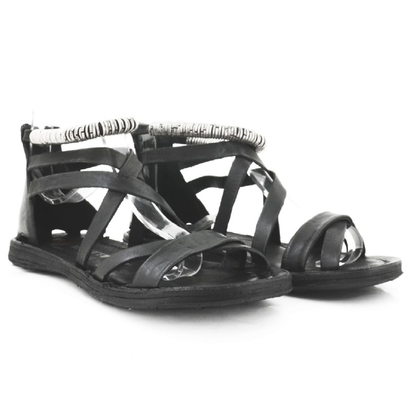 A.S.98 Sandal for woman model RAMOS art. A16002 shopping online Naturalshoes.it