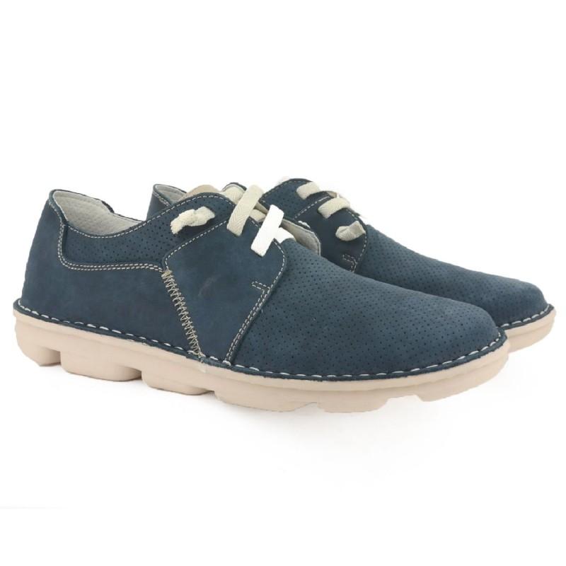 ONFOOT Men's lace-up sneaker model FLEX art. O07021 shopping online Naturalshoes.it