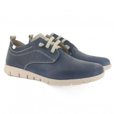 ONFOOT Men's lace-up sneaker model FLEX art. O08510 shopping online Naturalshoes.it