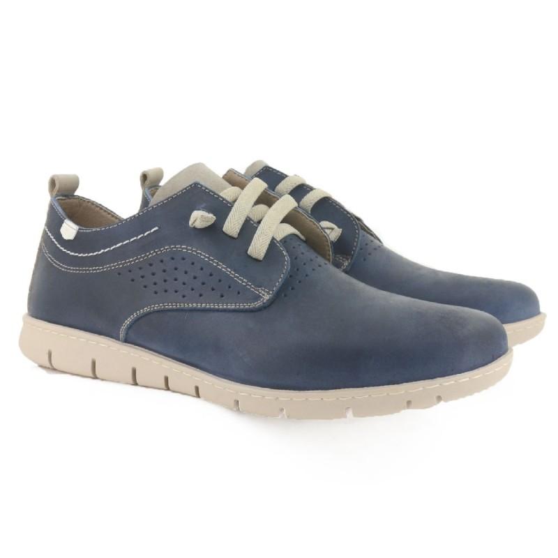 ONFOOT Men's lace-up sneaker model FLEX art. O08510 shopping online Naturalshoes.it