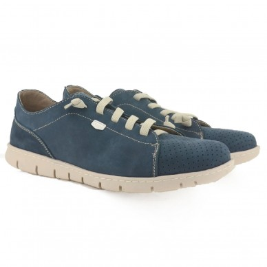 ONFOOT Men's lace-up sneaker model FLEX art. O08506 shopping online Naturalshoes.it