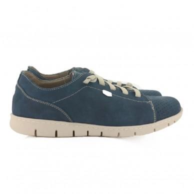 ONFOOT Men's lace-up sneaker model FLEX art. O08506 shopping online Naturalshoes.it