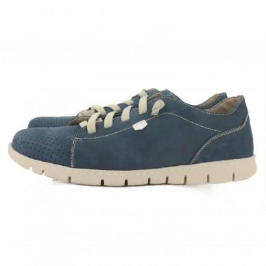 O08506 - Sneaker stringata da uomo ONFOOT modello FLEX in vendita su Naturalshoes.it
