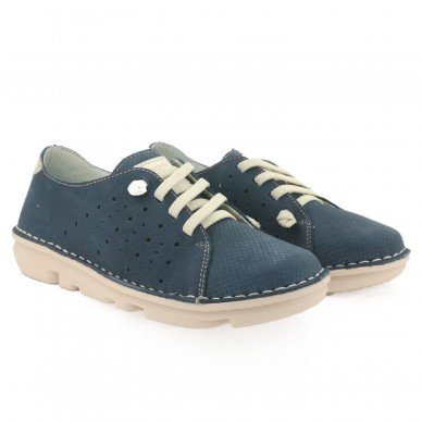ONFOOT women's lace-up sneaker art. O30101 shopping online Naturalshoes.it