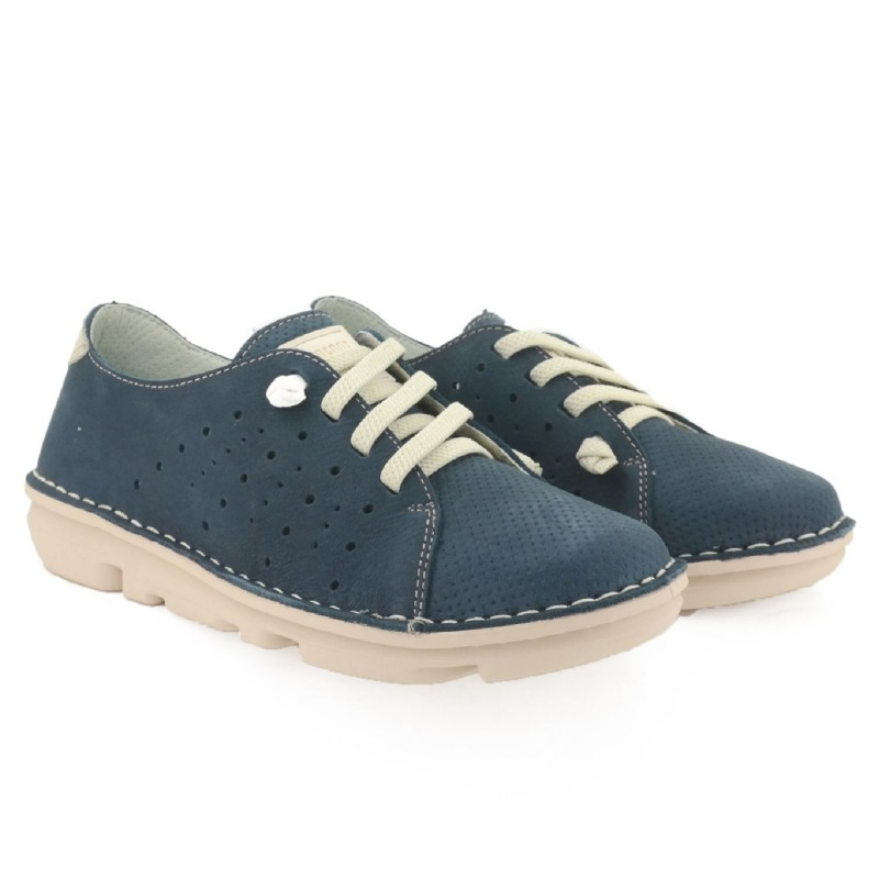 O30101 - Sneaker stringata da donna ONFOOT in vendita su Naturalshoes.it