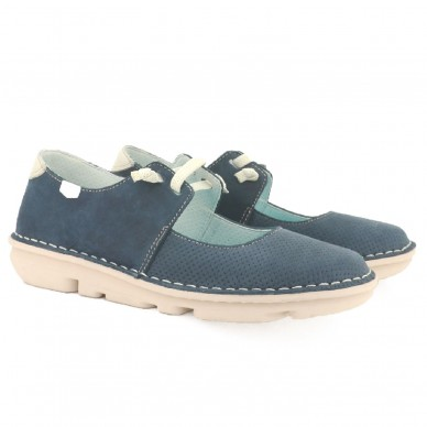 O30100 - Sneaker stringata da donna ONFOOT in vendita su Naturalshoes.it