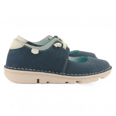 O30100 - Sneaker stringata da donna ONFOOT in vendita su Naturalshoes.it